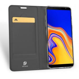 Etui DuxDucis SkinPro Samsung Galaxy J4 Plus Gray