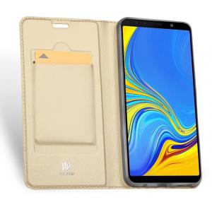 Etui DuxDucis SkinPro Samsung Galaxy A7 (2018) Gold