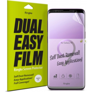 Ringke Dual Easy Full Cover Samsung Galaxy S9 Case Friendly