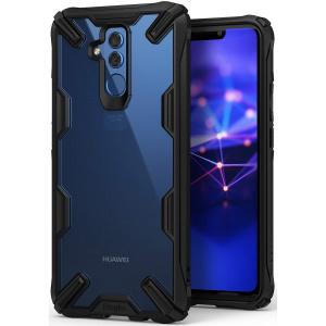 Etui Ringke Fusion-X Huawei Mate 20 Lite Black