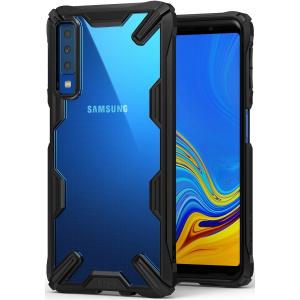 Ringke Fusion-X Samsung Galaxy A7 2018 Black