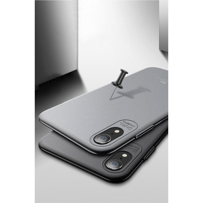 Etui MSVII iPhone XR 6.1 Blue