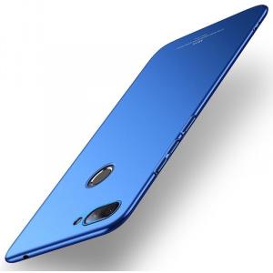 Etui MSVII Xiaomi Mi8 Lite Blue + Szkło