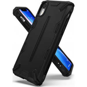 Etui Ringke Dual-X iPhone XR 6.1 SF Black