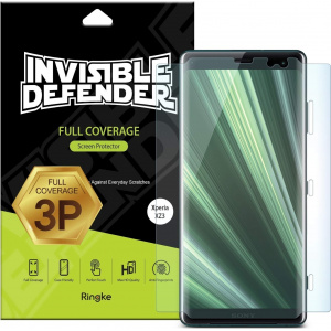 Folia Ringke Invisible Defender Xperia XZ3 Full Cover