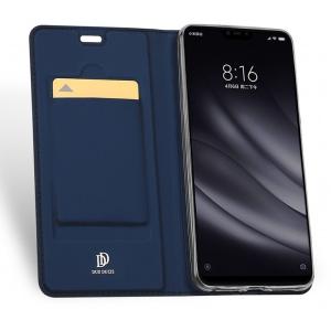 Etui DuxDucis SkinPro Xiaomi Mi8 Lite Blue + Szkło