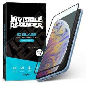 Szkło hartowane Ringke ID Glass Full Cover 3D iPhone XR 6.1