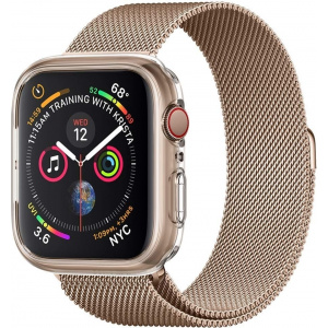 Etui Spigen Liquid Crystal Apple Watch 4 (40mm) Clear