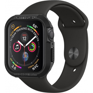 Etui Spigen Rugged Armor Apple Watch 4 (40mm) Black