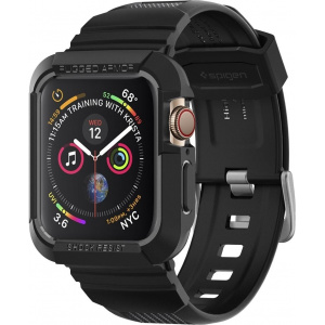 Pasek Spigen Rugged Armor Pro Apple Watch 4 (44mm) Black