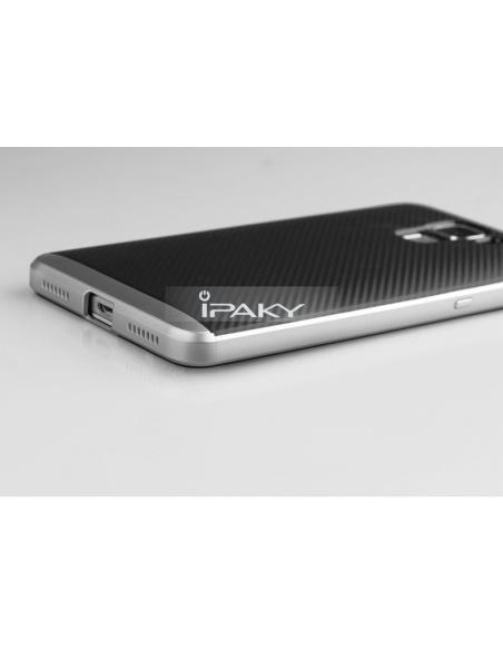 iPaky Premium Hybrid Huawei Honor 7 Silver