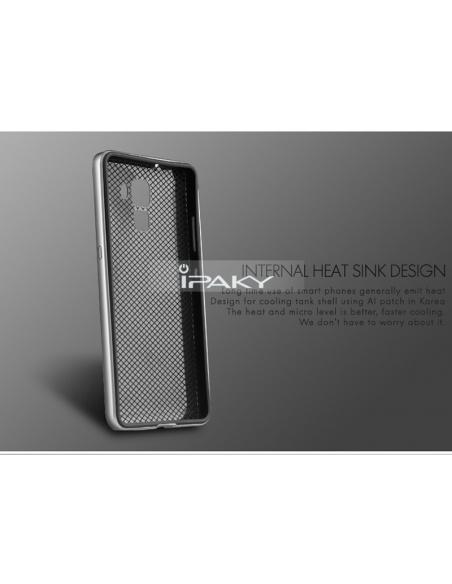 iPaky Premium Hybrid Huawei Honor 7 Gray
