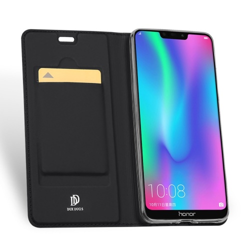 Etui DuxDucis SkinPro Honor 8C Black