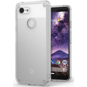 Etui Ringke Fusion Google Pixel 3 Clear