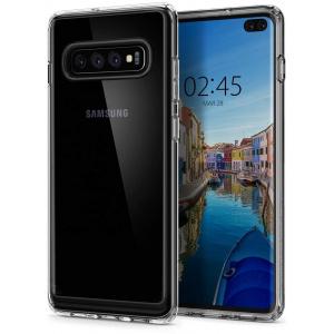 Spigen Ultra Hybrid Samsung Galaxy S10 Plus Clear