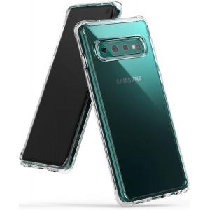 Etui Ringke Fusion Samsung Galaxy S10 Clear