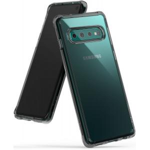 Etui Ringke Fusion Samsung Galaxy S10 Smoke Black