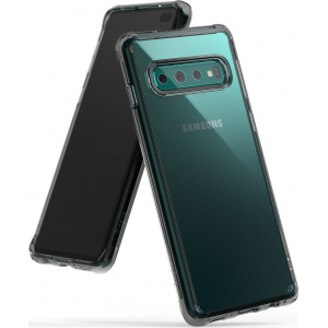 Ringke Fusion Samsung Galaxy S10 Plus Smoke Black