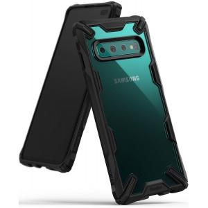 Etui Ringke Fusion-X Samsung Galaxy S10 Plus Black