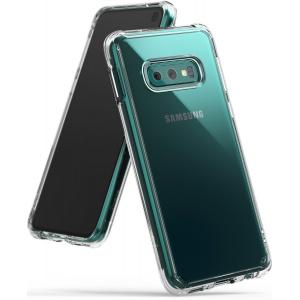 Etui Ringke Fusion Samsung Galaxy S10 E Clear