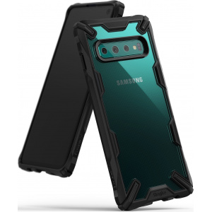 Etui Ringke Fusion-X Samsung Galaxy S10 Black