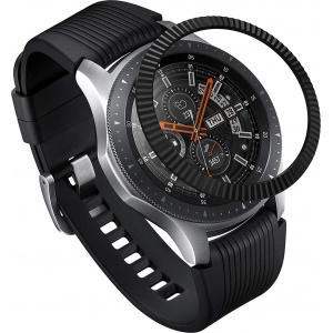 Nakładka na tachymetr Ringke Samsung Galaxy Gear S3/Watch 46mm Stainless Steel Black