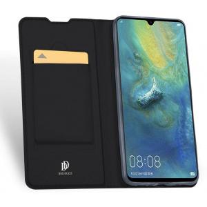 Etui Huawei Mate 20 X - DuxDucis SkinPro Black