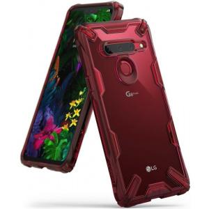 Etui Ringke Fusion-X LG G8...