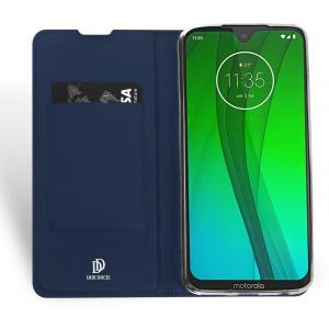 Etui DuxDucis SkinPro Motorola Moto G7/G7 Plus Blue