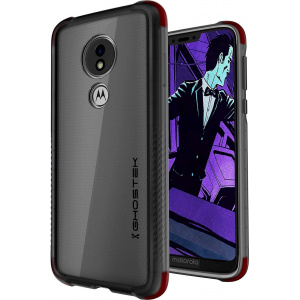 Etui Ghostek Covert 3 Motorola Moto G7 Power Black + Szkło