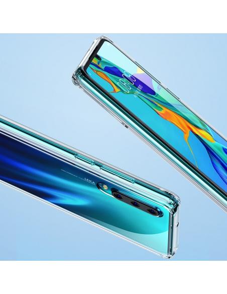 Etui ze szkła hartowanego Benks Shiny Glass Huawei P30 Clear