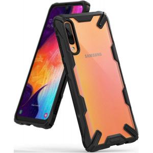 Etui Ringke Fusion-X Samsung Galaxy A50 Black