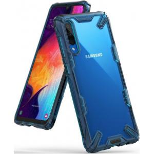Etui Ringke Fusion-X Samsung Galaxy A50 Space Blue