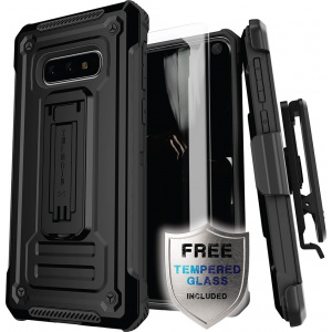 Etui Ghostek Iron Armor 2 Samsung Galaxy S10e Black
