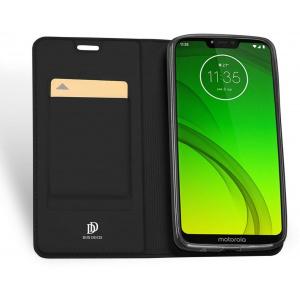 DuxDucis SkinPro Motorola Moto G7 Power Black