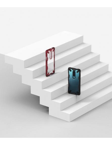 Etui Ringke Fusion-X OnePlus 7 Pro Black