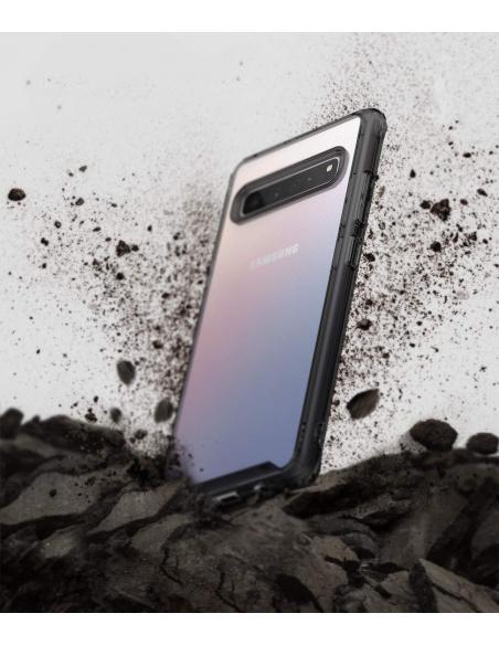 Etui Ringke Fusion Samsung Galaxy S10 5G Smoke Black
