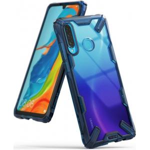 Etui Ringke Fusion-X Huawei P30 Lite Space Blue