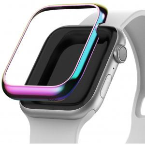 Ringke Bezel Styling Apple Watch 4 44mm Stainless Steel Neon Chrome AW4-44-08