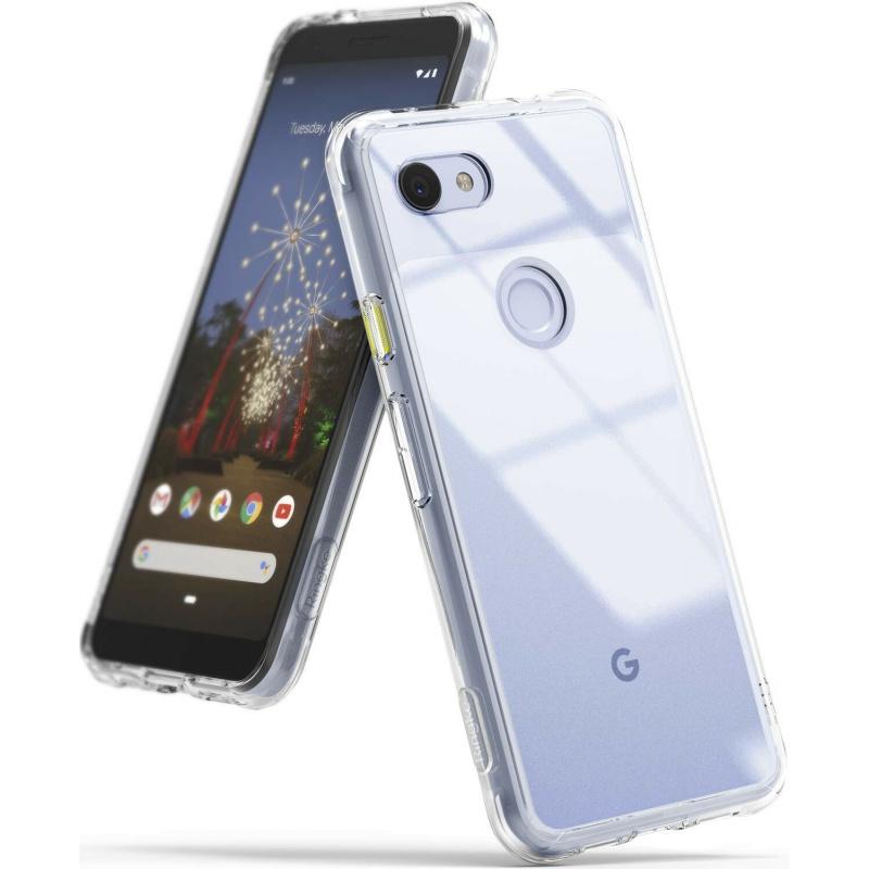 watch 0e224 ed270 Ringke Fusion Google Pixel 3a XL Clear