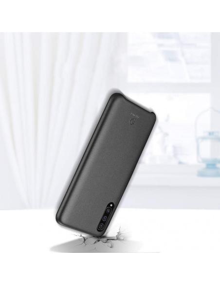 Etui DuxDucis Skin Lite Samsung Galaxy A50 Black + Szkło