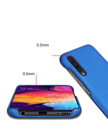Etui DuxDucis Skin Lite Samsung Galaxy A50 Blue + Szkło