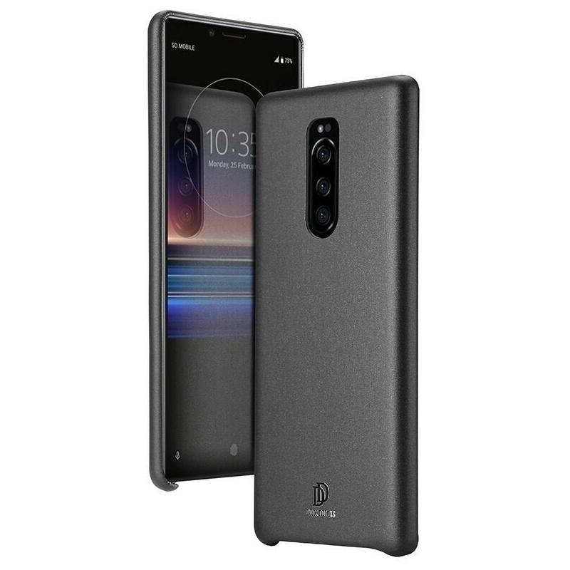 Etui DuxDucis Skin Lite Sony Xperia 1 Black
