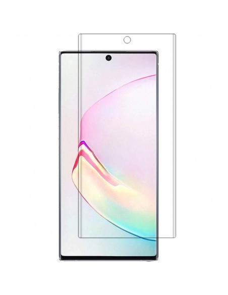 Szkło hartowane z klejem UV Home Screen UV Glue Glass 3D Samsung Galaxy Note 10 Plus
