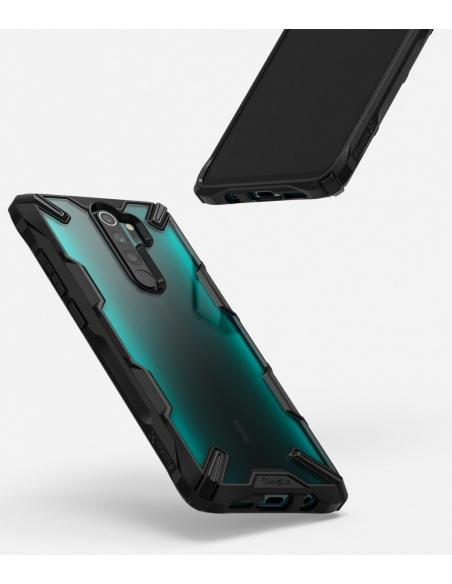 Etui Ringke Fusion-X Redmi Note 8 Pro Black