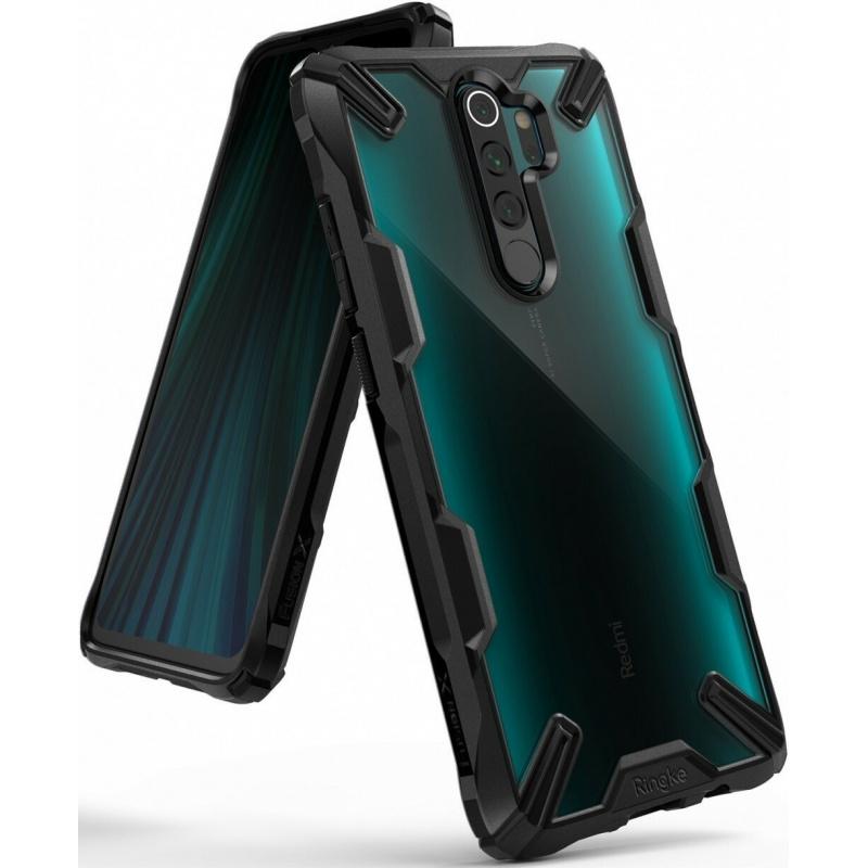 Etui Ringke Fusion-X Redmi Note 8 Pro...