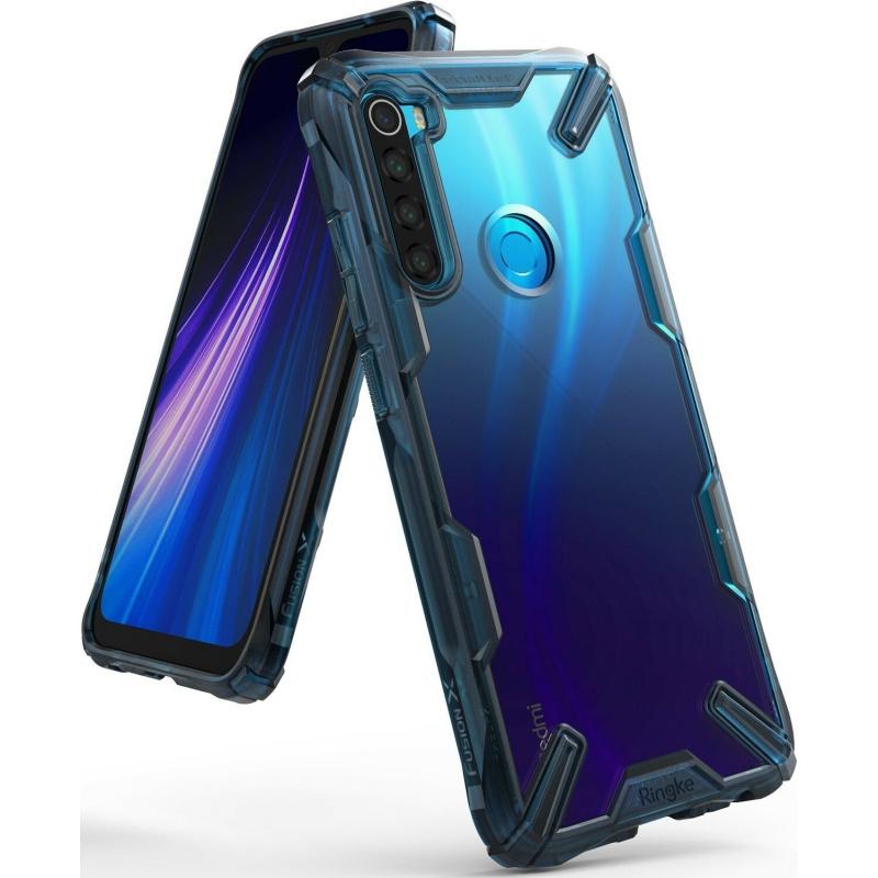 Etui Ringke Fusion-X Redmi Note 8...