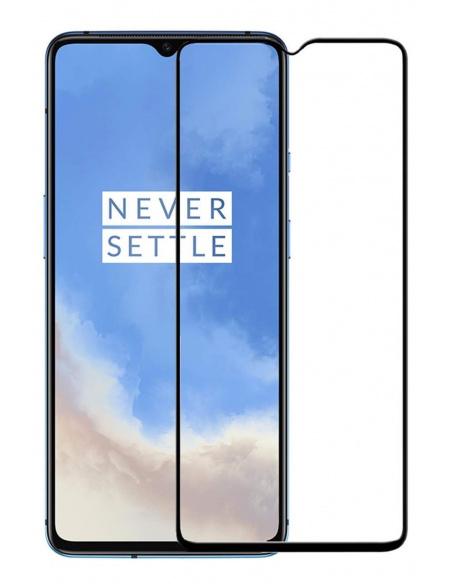 Szkło hartowane Home Screen Glass OnePlus 7T Full Cover Black