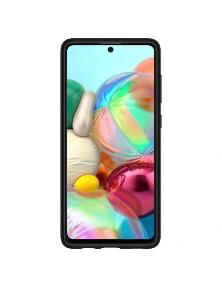 Etui Spigen Liquid Air Samsung Galaxy A51 Black