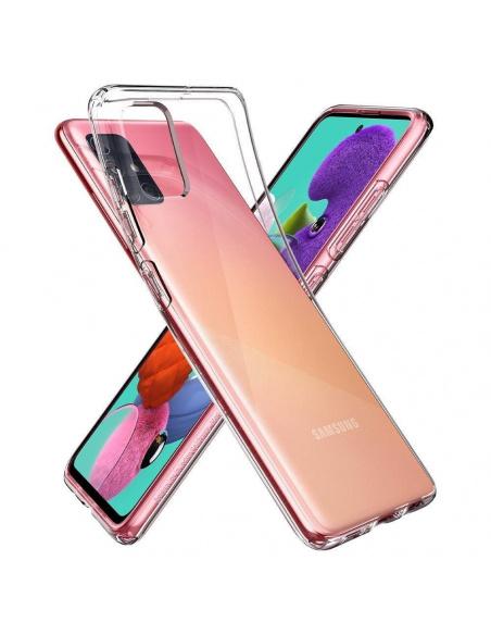 Etui Spigen Liquid Crystal Samsung Galaxy A71 Clear